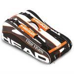 Taška športová Head Supercombi čierna/oranžová