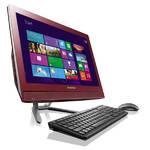 PC all in-one Lenovo IdeaCentre C460 (57325094) červený