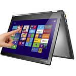 Notebook Lenovo IdeaPad Yoga 2 Pro Touch (59413048) čierny/strieborný
