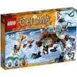 Stavebnica Lego CHIMA 70143 Šavlozubý robot sira Fangara