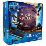 Hern konzola Sony PS3 12GB + Book of Spells + Wonderbook + MOVE StarterPack (PS719210351)
