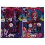 My Little Pony Equestria girls zpívající panenky Hasbro