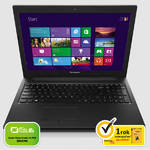 Notebook Lenovo IdeaPad G710 (59424545) čierny