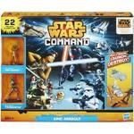Star Wars Command mega vesmírná stavba s minifigurkami