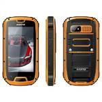 Mobilný telefón Aligator RX430 eXtremo Dual Sim (ARX430BO) čierny/oranžový