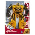 Transformers Hasbro 4 Mega Bumblebee transformace v 1 kroku