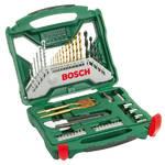 Sada náradia Bosch 50dílná X-Line titan čierna/strieborná/zlatá/Titanium
