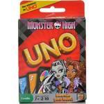 Kartová hra Mattel Monster High Uno