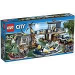 Stavebnica Lego City Police 60069 Stanice speciální policie