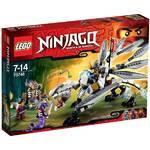 Stavebnica Lego Ninjago 70748 Titanový drak