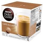 Kapsle pre espressá Nescafé CAFÉ AU LAIT