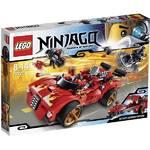 Stavebnica Lego Ninjago 70727 Kaiův červený bourák