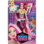 Barbie Mattel Rock 'N Royals zpívající princezna