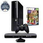 Herná konzola Microsoft Xbox 360 4GB Kinect + Kinect Adventures (N6V-00011)