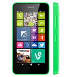 Mobilný telefón Nokia Lumia 630 Dual Sim (A00018159) zelený