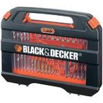 Sada náradia Black-Decker A7152 čierna/strieborná