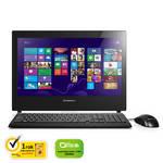 PC all in-one Lenovo IdeaCentre S40-40 (F0AX004FCK) čierny