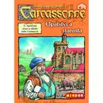 Hra Mindok Carcassonne - rozšíření 5 (Opatsví a starosta)