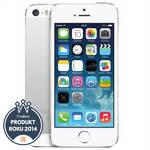 Mobilný telefón Apple iPhone 5S 16GB (ME433CS/A) strieborný