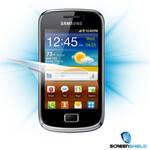 Ochranná fólia Screenshield na displej pro Samsung Galaxy mini II (S6500) (SAM-S6500-D)