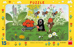 Puzzle  Dino na vlet 15D