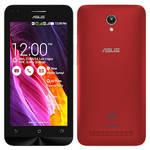 Mobilný telefón Asus ZenFone C 8GBZC451CG-1C064WW (90AZ0073-M00640 ) červený