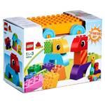Stavebnica Lego DUPLO Kostičky 10554 Tahací hračky pro batolata