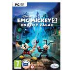 Hra Disney PC Epic Mickey 2: Dvojitý zásah (8592720121001)