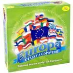 Stolná hra Albi Európa - otázky a odpovede