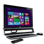 PC all in-one Acer Aspire ZS600 (DQ.SLUEC.001) černý