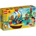 Stavebnica Lego DUPLO Pirát Jake 10514 Jakeova pirátská loď Bucky