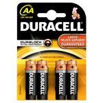 Batéria Duracell Basic AA 1500 K4 Duralock