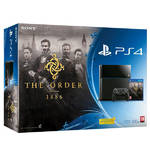 Herná konzola Sony PlayStation 4 500GB + The Order: 1886 (PS719815914)