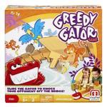 Hra dětská Mattel - Hladový aligátor
