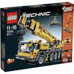 Stavebnica Lego Technic 42009 Mobilní jeřáb MK II