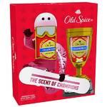 Darčekový balíček Old Spice Champion (deo spray, voda po holení)