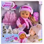 Bábika Bamboline Nena zimní