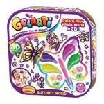 Glitter Gelarti aktivity - Motýlí svět