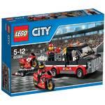 Stavebnica Lego City Great Vehicles 60084 Přepravní kamion na závodní motorky