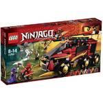 Stavebnica Lego Ninjago 70750 Nindža DB X
