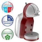 Espresso Krups NESCAFÉ® Dolce Gusto™ Mini Me KP1205CS sivý/červený