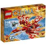Stavebnica Lego CHIMA 70221 Flinxův úžasný Fénix