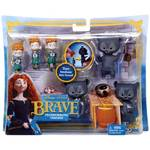 Bábika Mattel Disney Princess Kouzelná trojčata