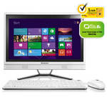 PC all in-one  Lenovo IdeaCentre C470 (57328897) biely