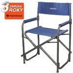 Stolička Ferrino camping skládací II modrá