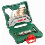 Sada náradia Bosch 30dílná X-Line titan čierna/zlatá/Titanium