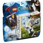 Stavebnica Lego CHIMA 70106 Ledová věž