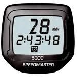 Cyklopočítač Sigma Sport SPEEDMASTER 5000 čierny