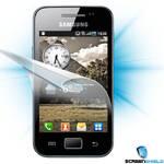 Ochranná fólia Screenshield pro Samsung Galaxy Ace (S5830) (SAM-S5830-D)