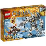 Stavebnica Lego CHIMA 70223 Icebitův drapák